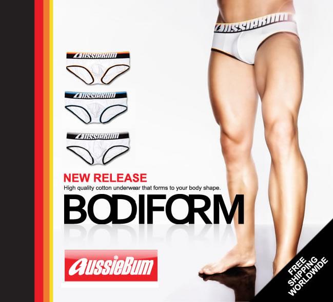 AussieBum - BodiForm Underwear Released!