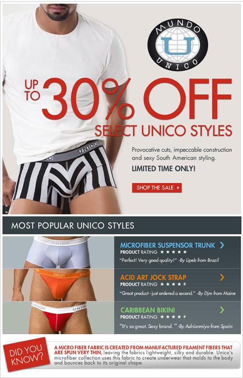 Unico Sale at Fresh Pair