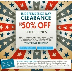 Freshpair – 4th Clearance Sale