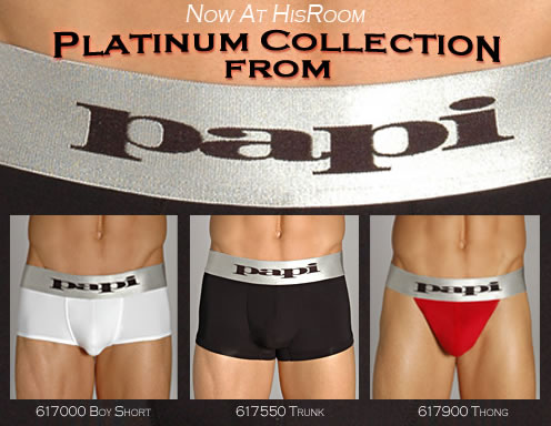 Papi Platinum Is Now at His Room