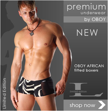 Oboy - African Fitted Boxer