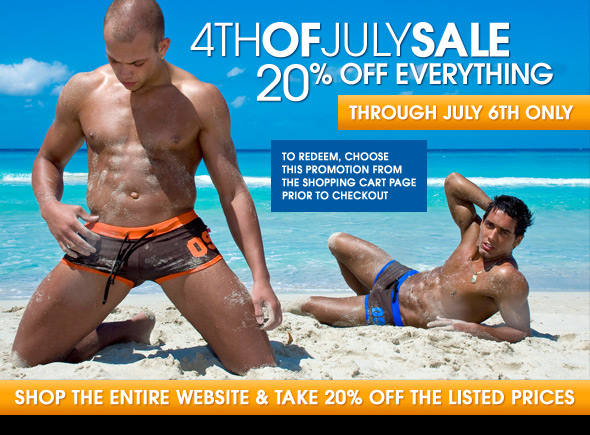 10 Percent.com - 4th of July Sale