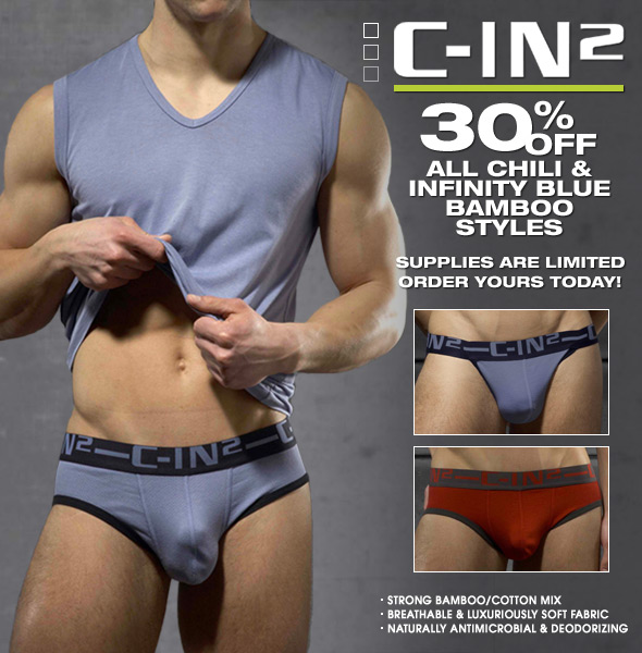 10 Percent.com - 30% off Chili and Infinity Blue Bamboo