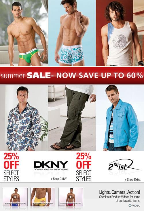 UnderGear Summer Sale