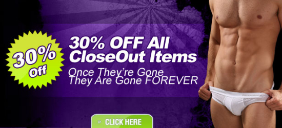 30% off All Closeout Items at NuWear