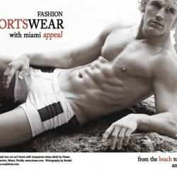 JMIAH Underwear Model!