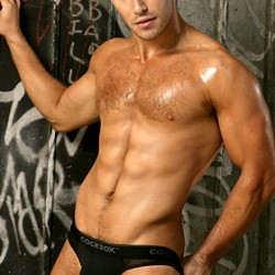 Underwear Of the Week – Cocksock Mesh Breif with Waistband