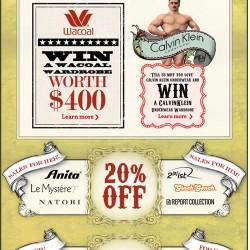 Fresh Pair.com's National Underwear Day Sale