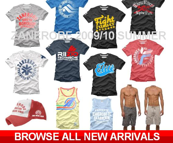 New Arrivals! Plus 10% off Zanerobe Summer now available at Below the Belt