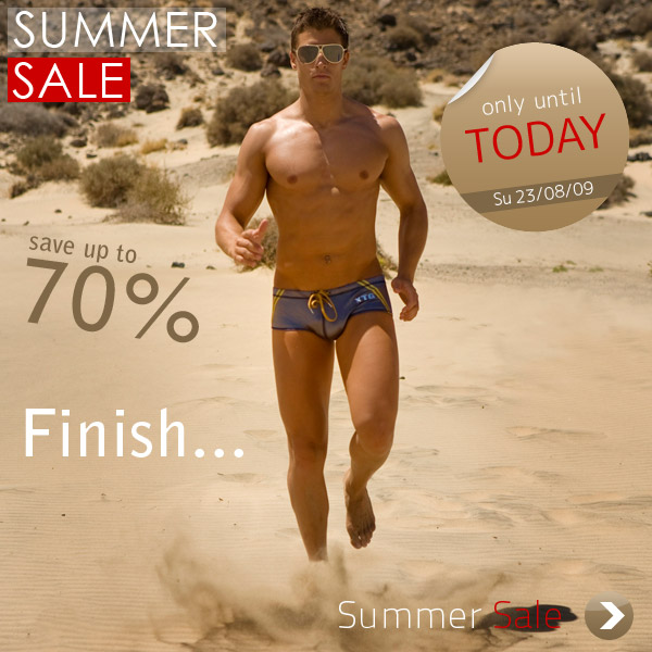 Last Day to save on Oboy's Summer Sale
