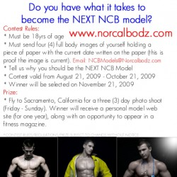 Do you have what it takes to be a model?