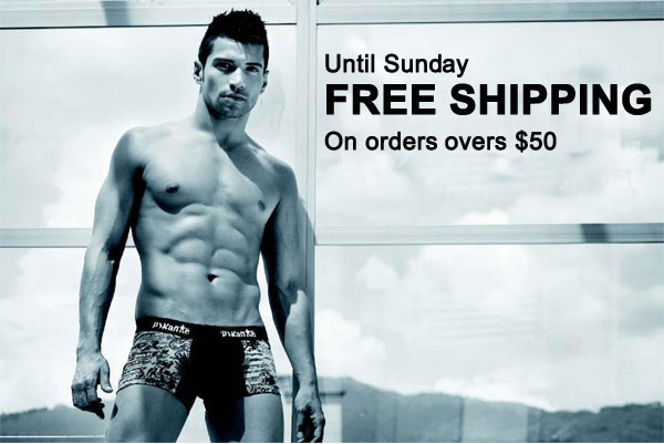 Free Shipping from Wyzman