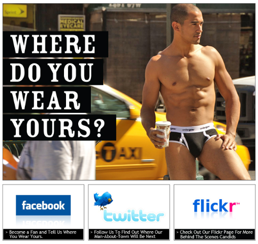 Have you seen Undergear's new campaign?