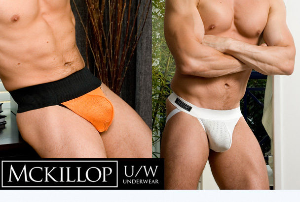 McKillop U/W Jocks now available at Topdrawers.com