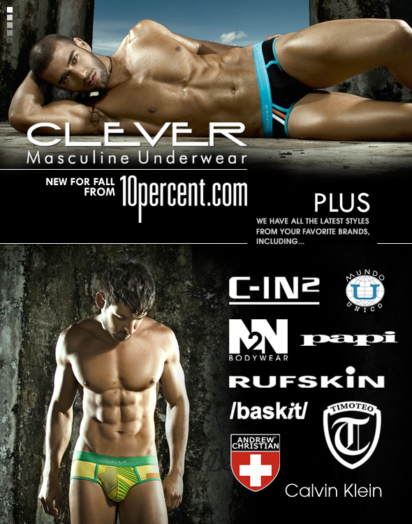Shop New Fall Underwear Styles Now From 10percent.com