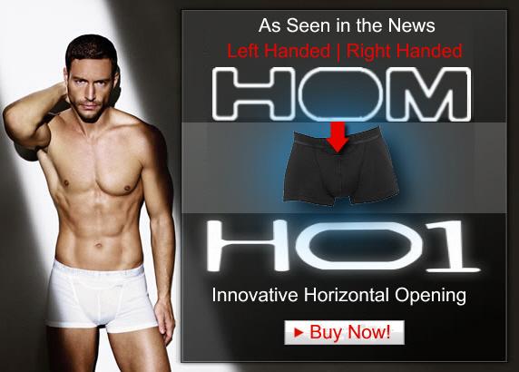 Giggleberries has the New HOM Left Handed Underwear