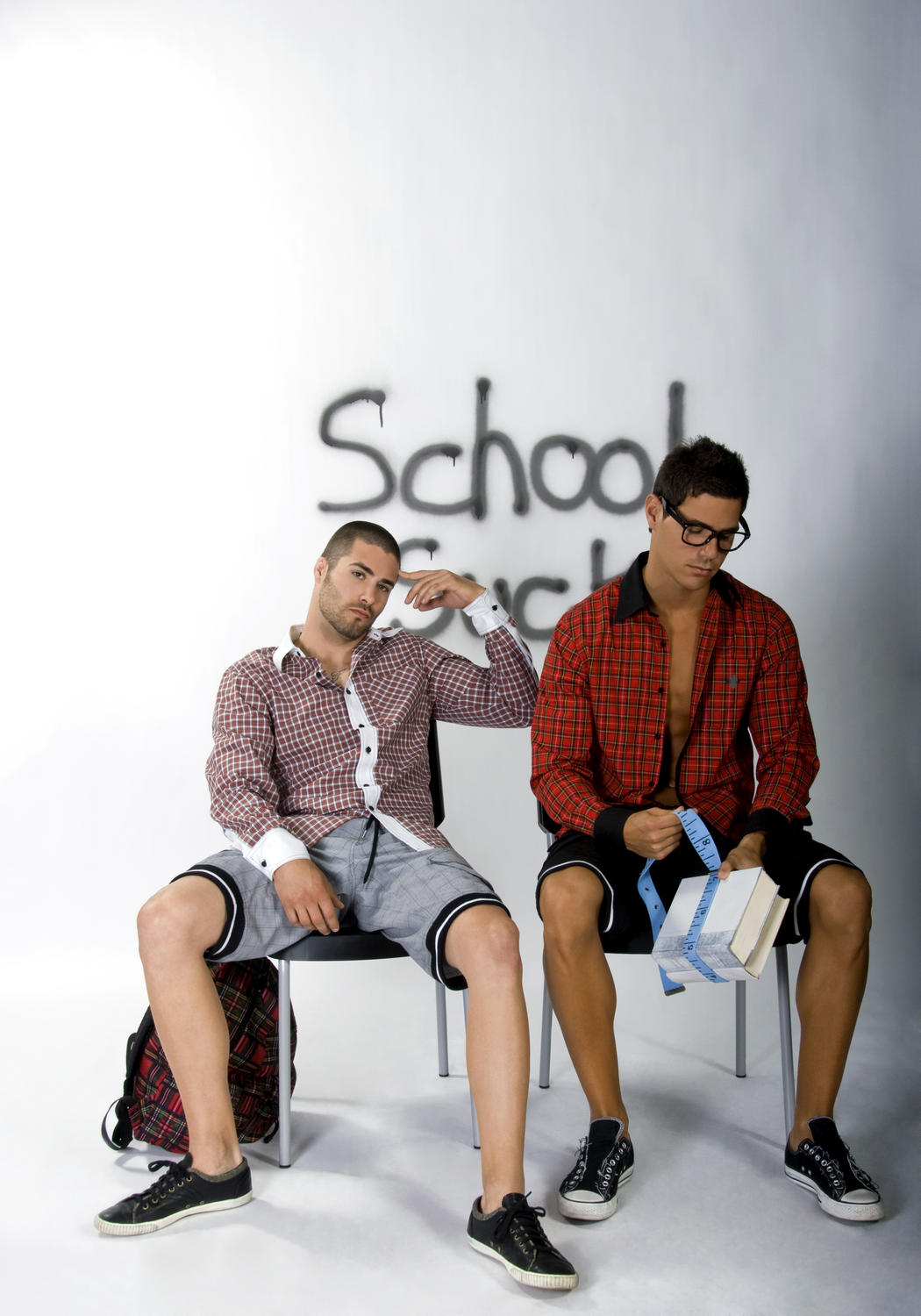 Back To School In Style, For Less With Andrew Christian