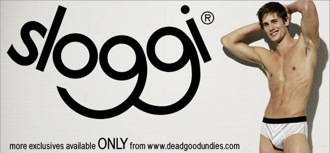 Sloggi for men specials at Dead Good Undies