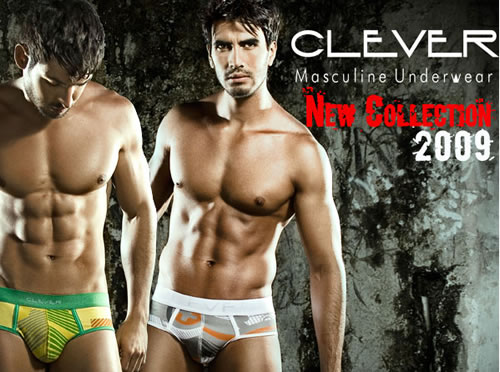 Clever New 2009 Collection at Wyzman