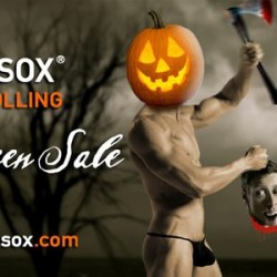 Chop 20% off Everything at Cocksox® for Halloween!