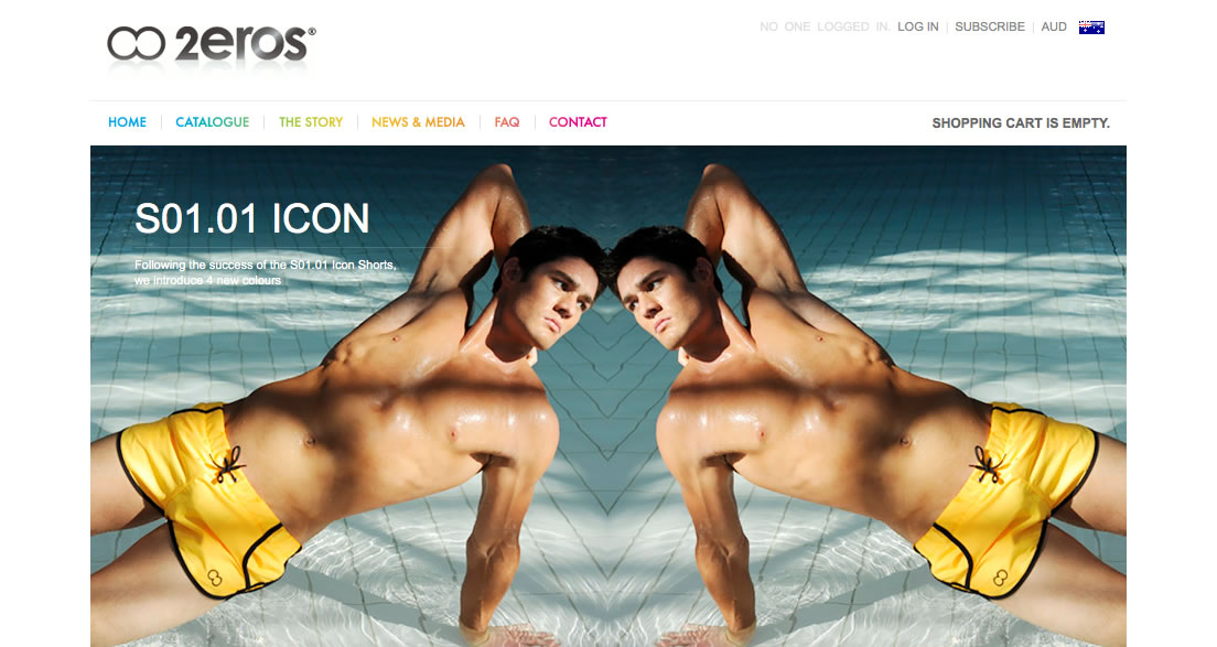 2eros relaunched their website!