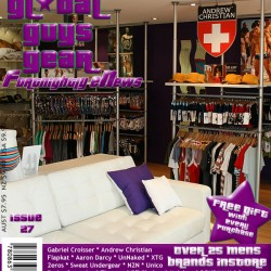 Global Guys Gear – eNews – Issue 27 – October 09