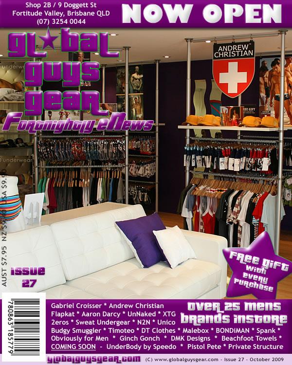 Global Guys Gear - eNews - Issue 27 - October 09