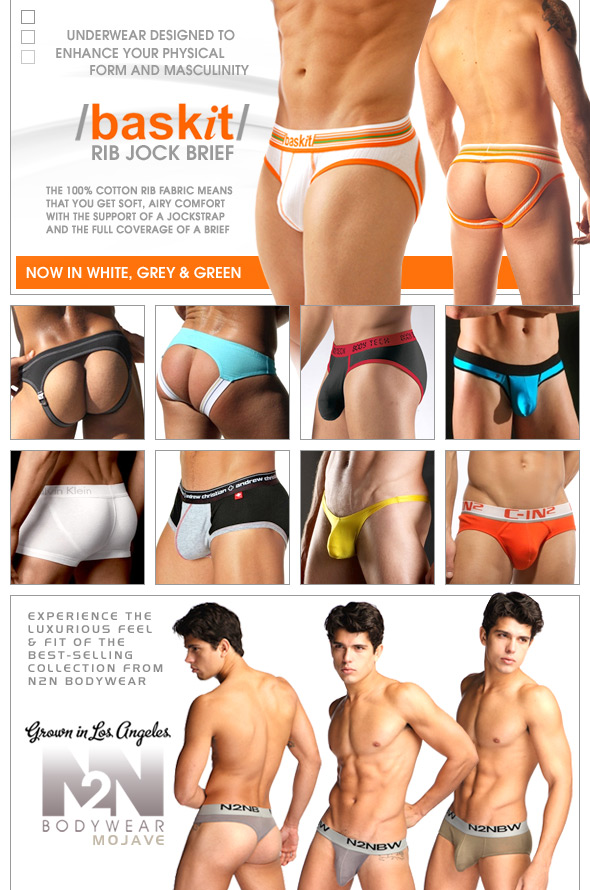 Shop Body Enhancing Underwear Styles From 10percent.com