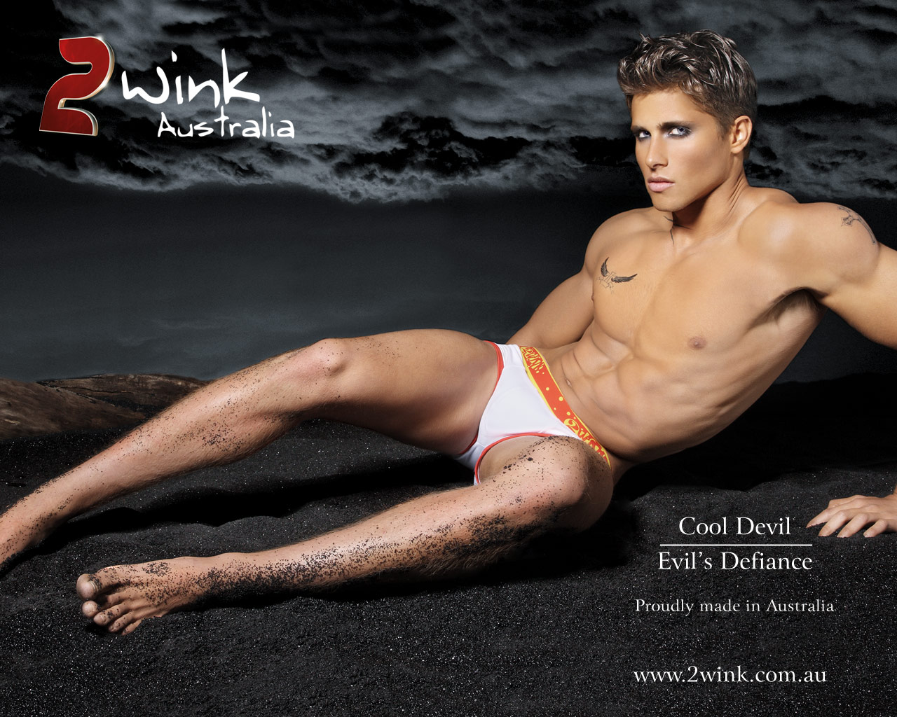 Underwear of the Week: 2wink Cool Devil and Hot Angel
