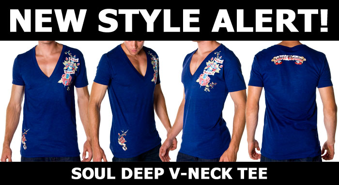 Andrew Christian New T-Shirt Styles