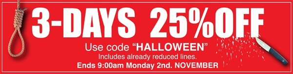 Press Play for Halloween Greeting + 25% off for3 days at C-IN2