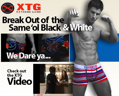 XTG - Break Out Of The Same Ol' Black & White at His Room