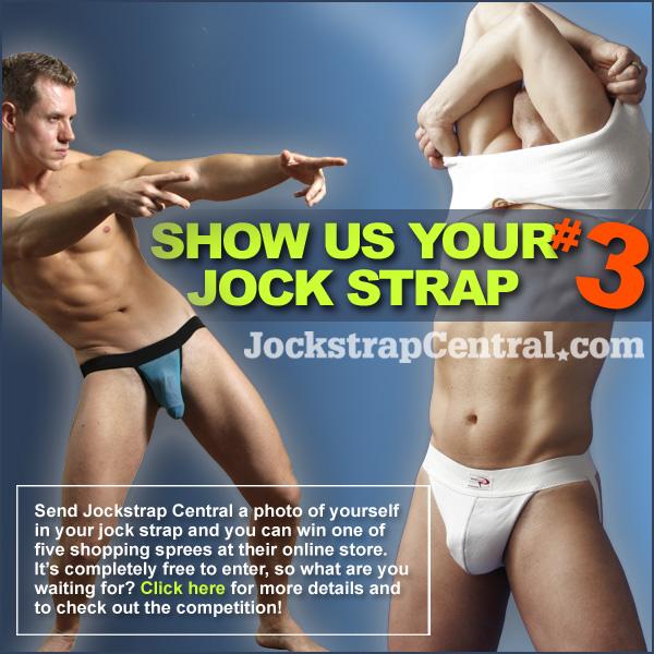 Show Us Your Jockstrap Contest #3 - Jockstrap Central