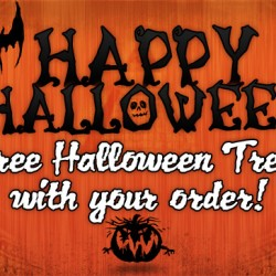 Free Halloween Trick or Treat at Malestrom