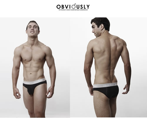 Contest Winners: Obviously Underwear