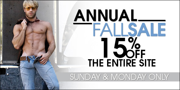 Annual Fall Sale: 15% Off at 10 Percent.com