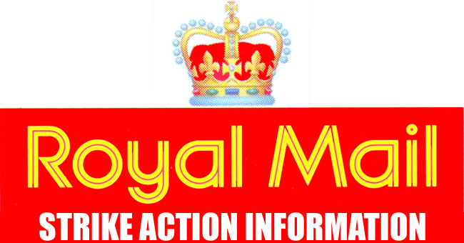 Royal Mail strike action - how it affects deliveries with DGU