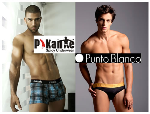 New 2009 Punto Blanco and Pikante collection, at Wyzman!