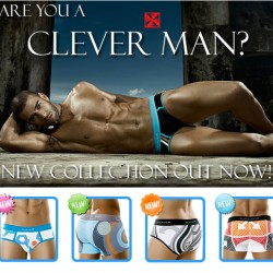 New Clever Moda Underwear collection now at Topdrawers