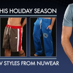 Fall Into Hot New Styles at Nuwear.com
