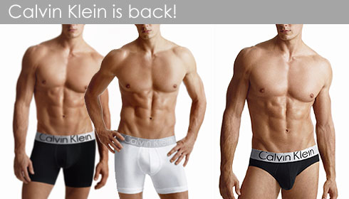 Calvin Klein is back at Audace!