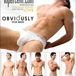 Obviously For Men Underwear: New From 10percent.com