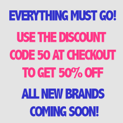 50% off at HisTrunks.com – Everything must go!