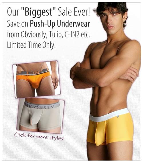 Up to 30% off Enhancing Underwear at Internaitonal Jock