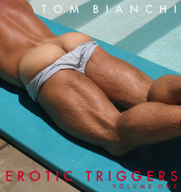 Tom Bianchi - Erotic Triggers Book Covers
