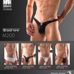 Hip winter styles by ICEBOYS, MCL & XINT + Brand new – MANstore M200 at Oboy