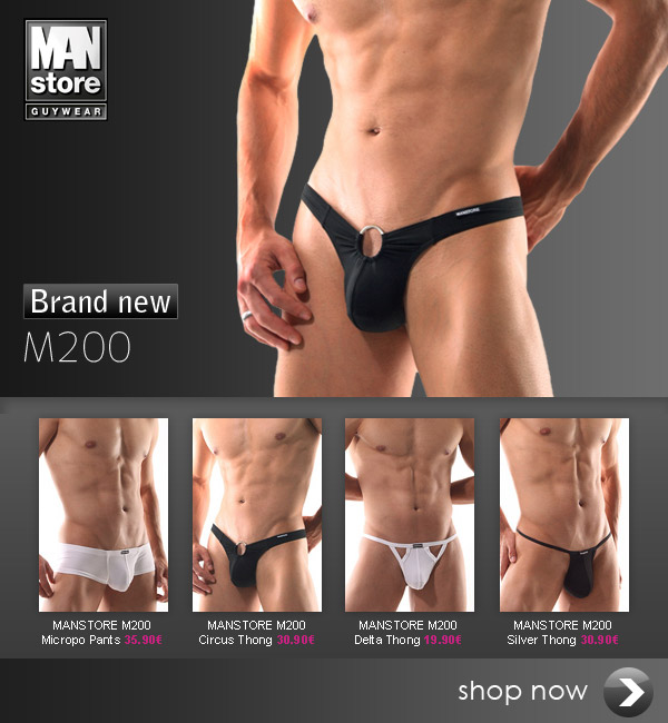 Hip winter styles by ICEBOYS, MCL & XINT + Brand new - MANstore M200 at Oboy