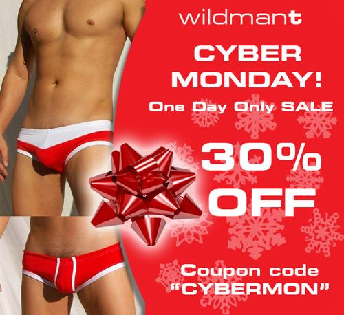 WildmanT Cyber Monday Sale