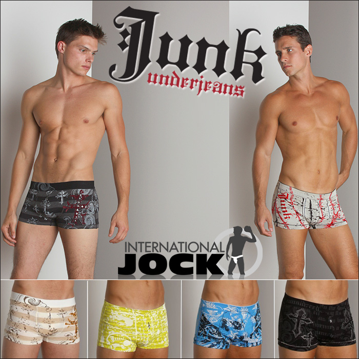 Junk Underjeans at International Jock