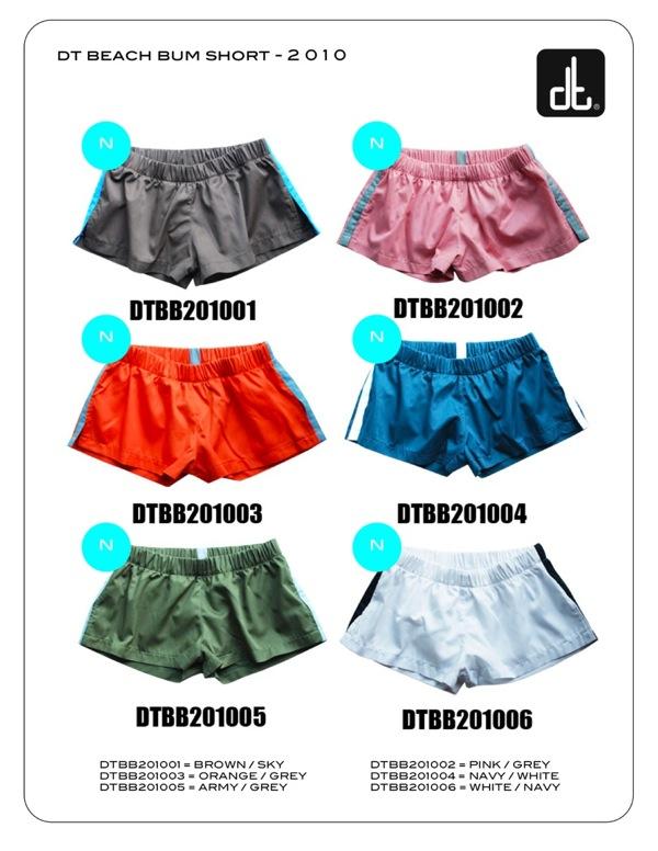 DT 2010 - Beach Bum Short